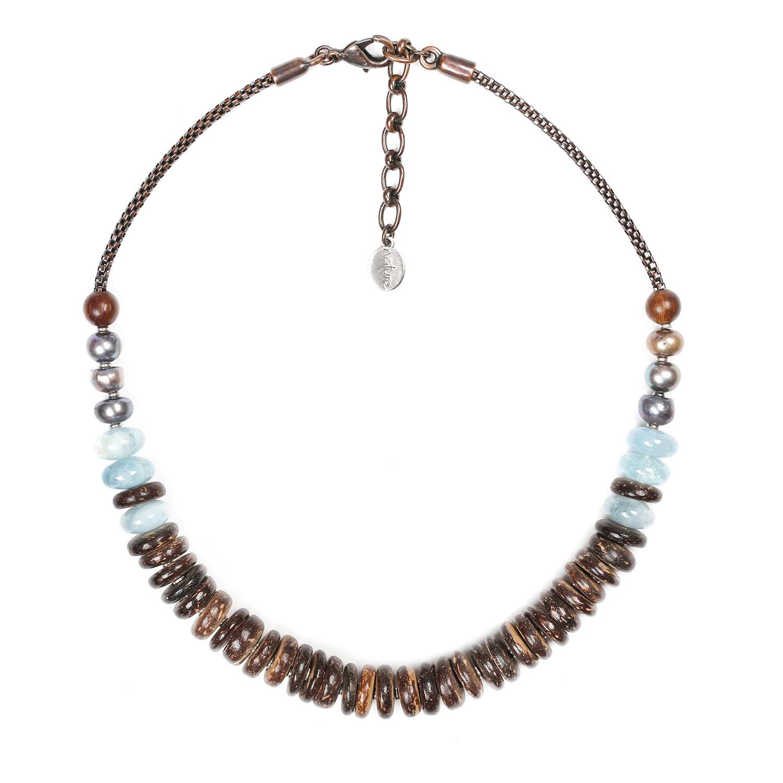 TAMAKO heichi necklace
