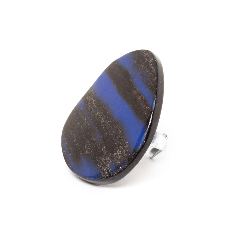 PAPAGAYO bague bleu
