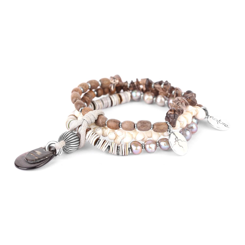FIFTY SHADES 3 stretch bracelets