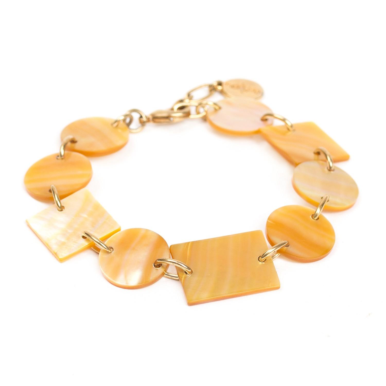 ORO 9-element bracelet