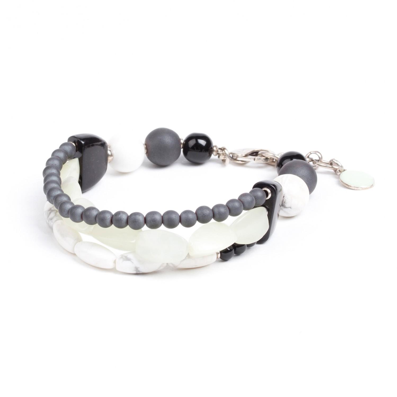 SUMATRA 3-row bracelet