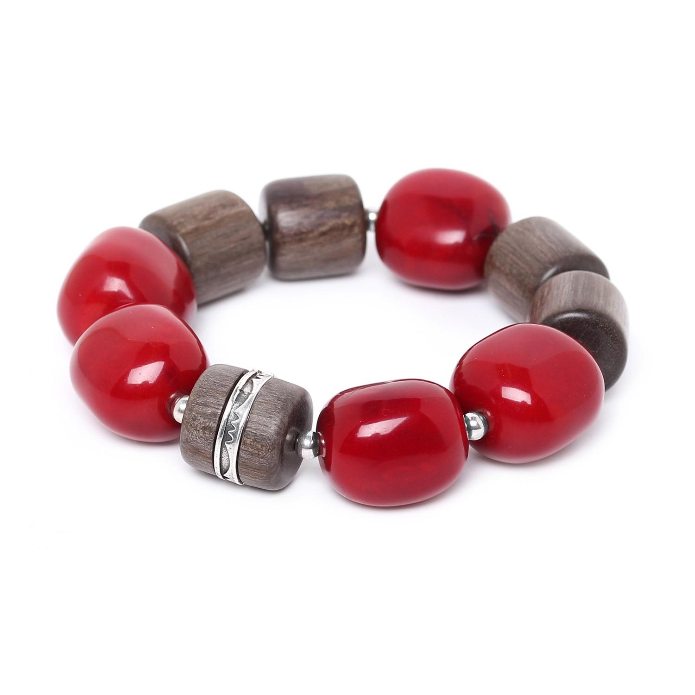 MAUNA LOA stretch bracelet