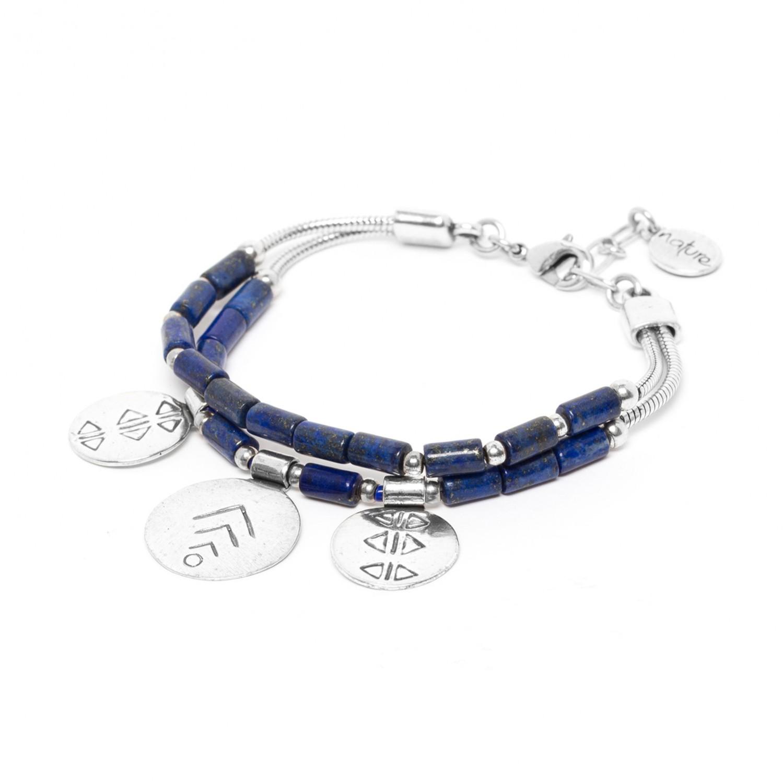 CONSTANTINE bracelet 2 rangs