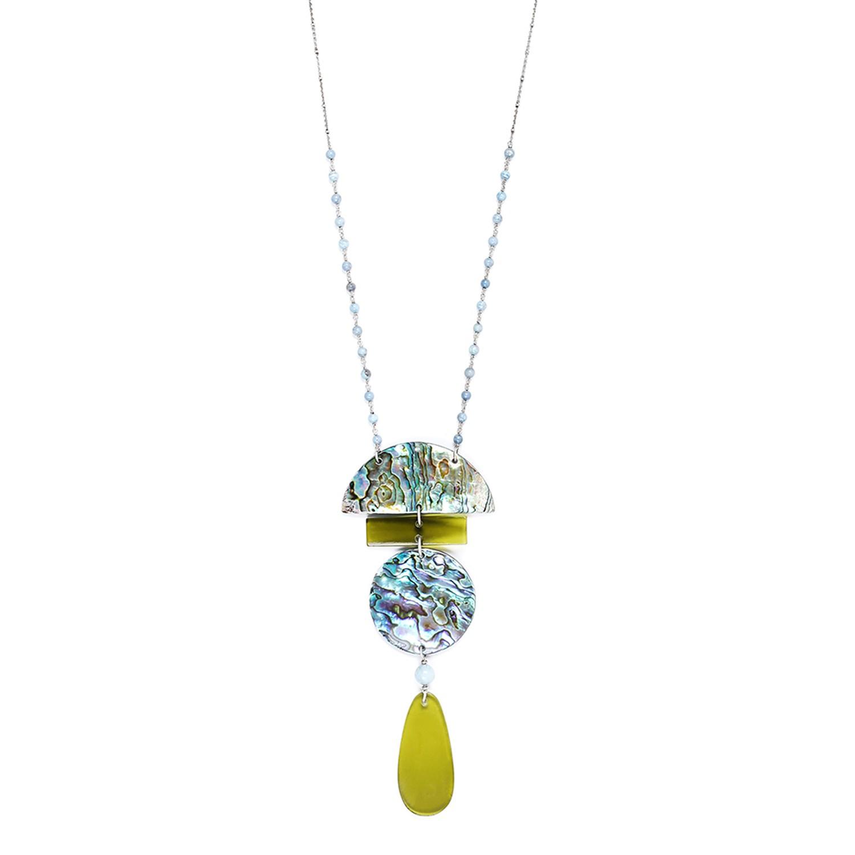 OKARITO long necklace
