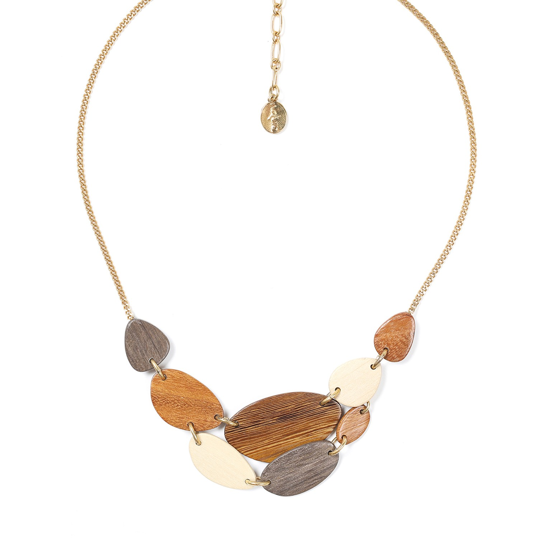 CHAMBORD 2 row necklace