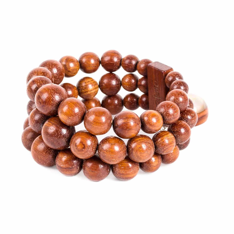 ROUSSETTE bracelet 3 rangs