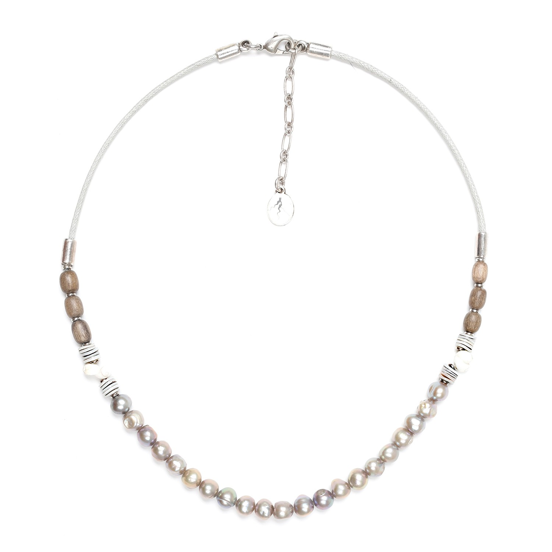 FIFTY SHADES collier perles de culture