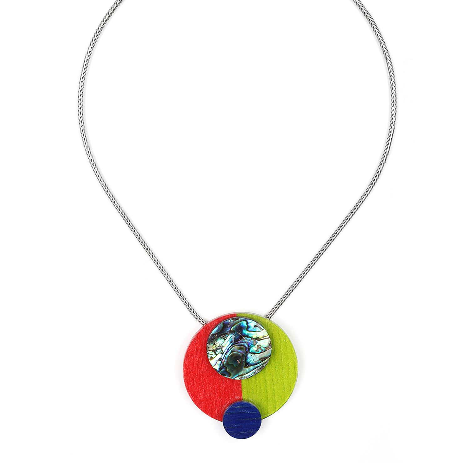 COLOR BLOC collier