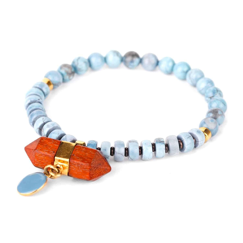 WOOD DIAMONDS bracelet sibucao