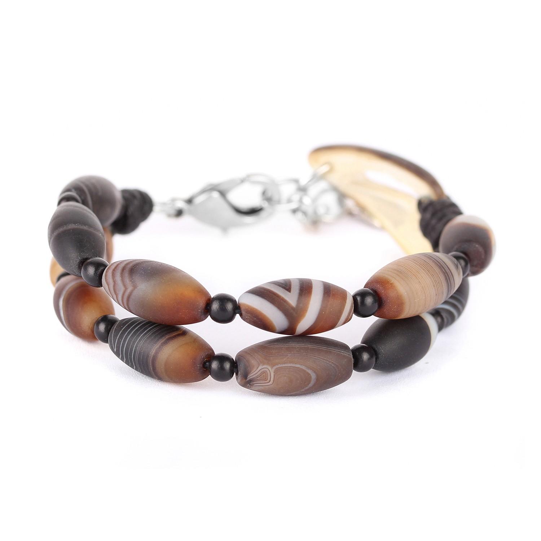 AMA DABLAM 2-row bracelet