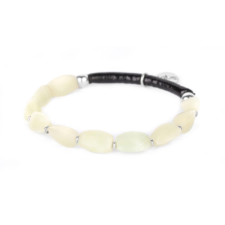 SUMATRA bracelet semi-extensible jade