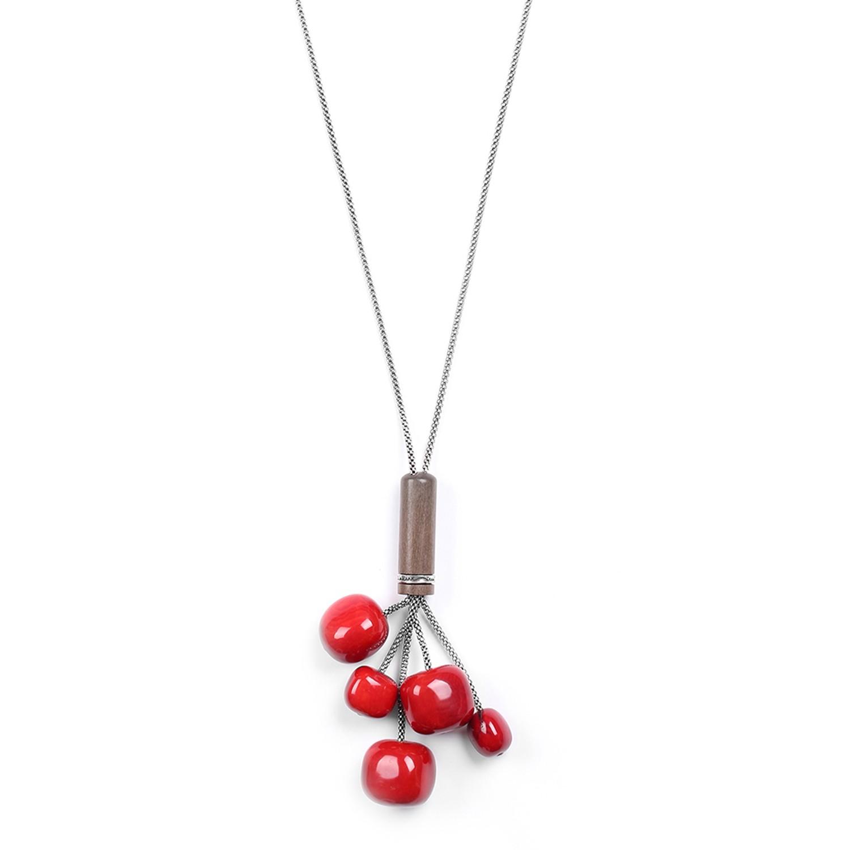 MAUNA LOA long necklace