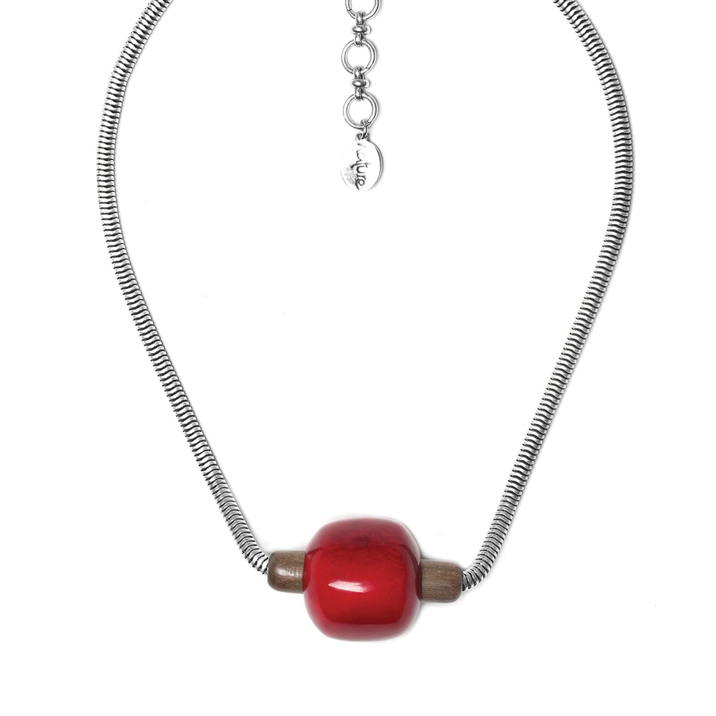 MAUNA LOA 1 bead necklace