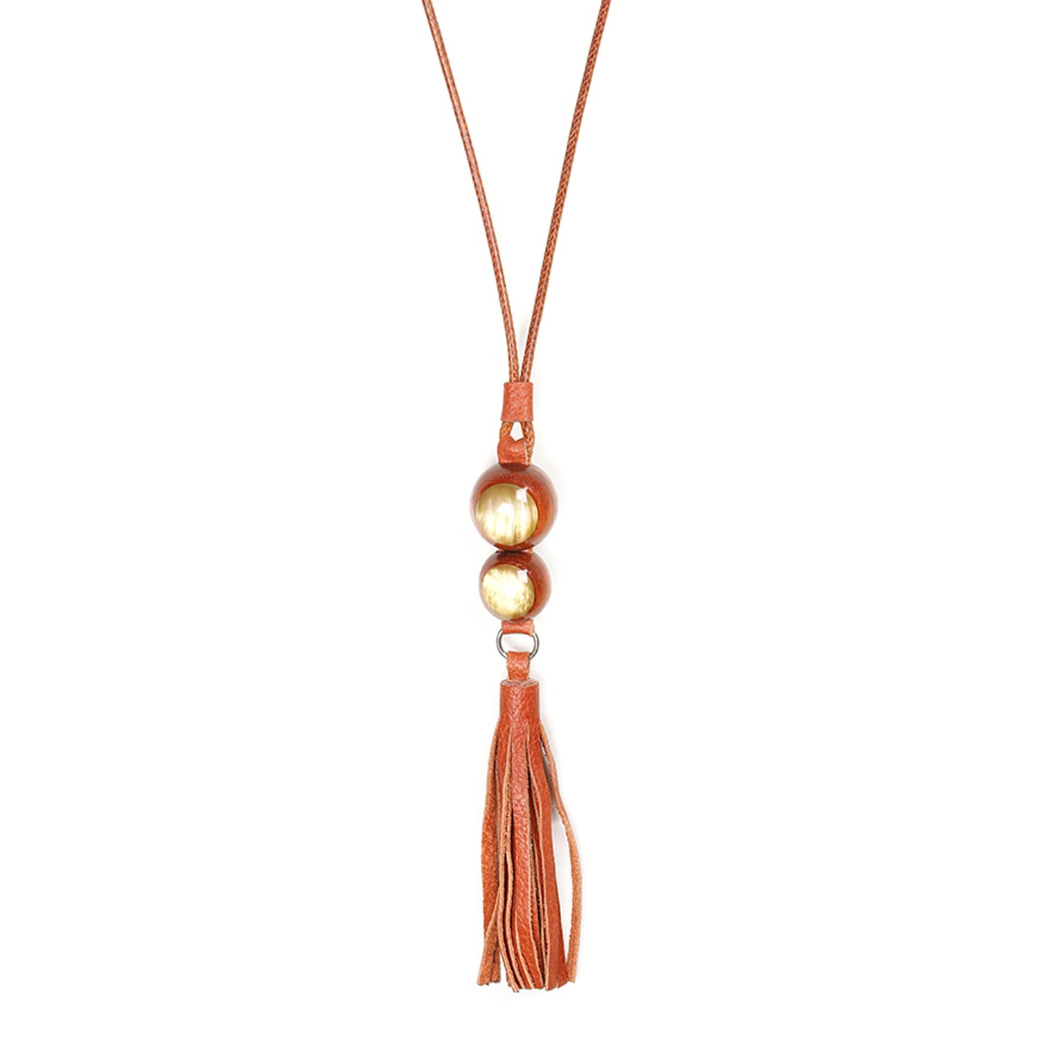 ROUSSETTE collier long