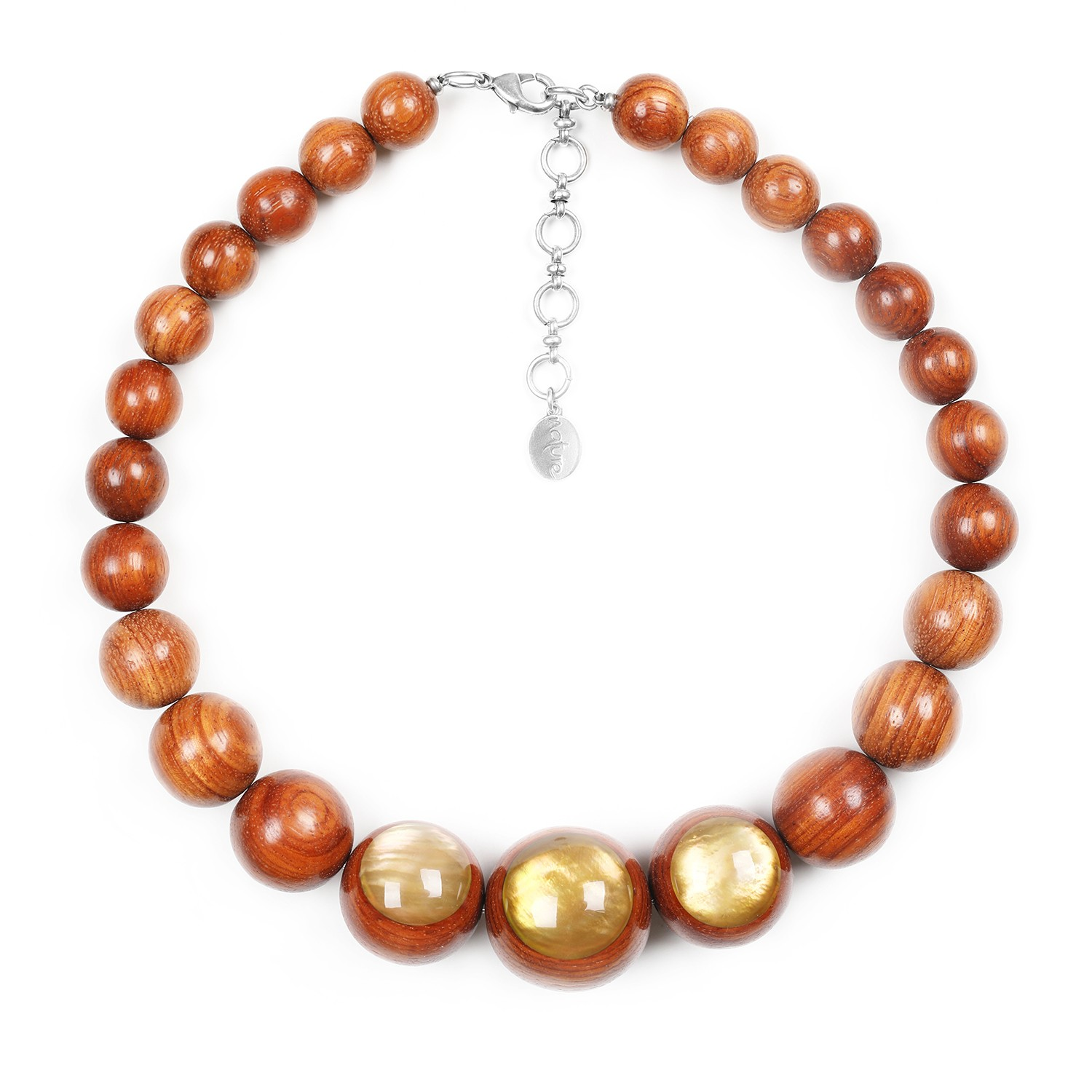 ROUSSETTE graduated necklace