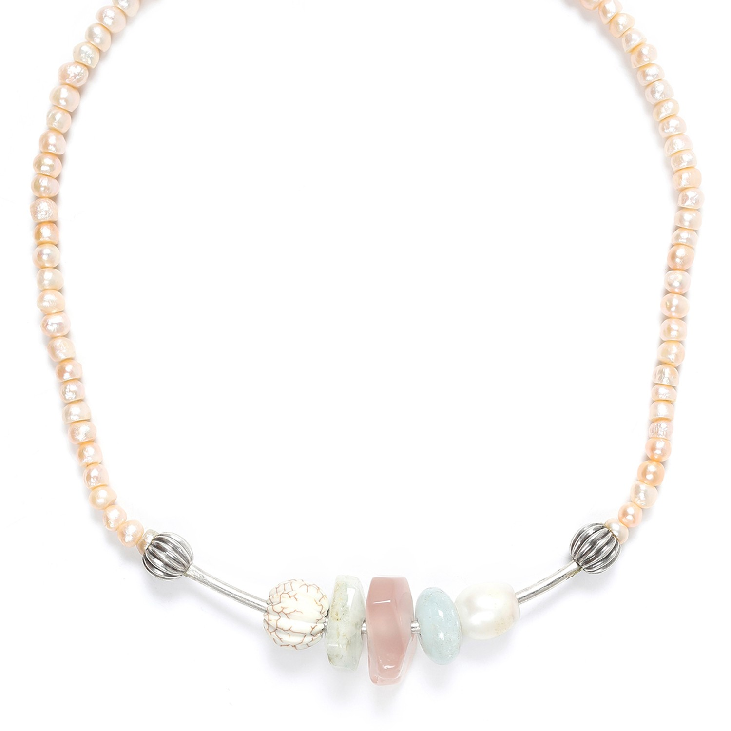 SECRET GARDEN pearl necklace