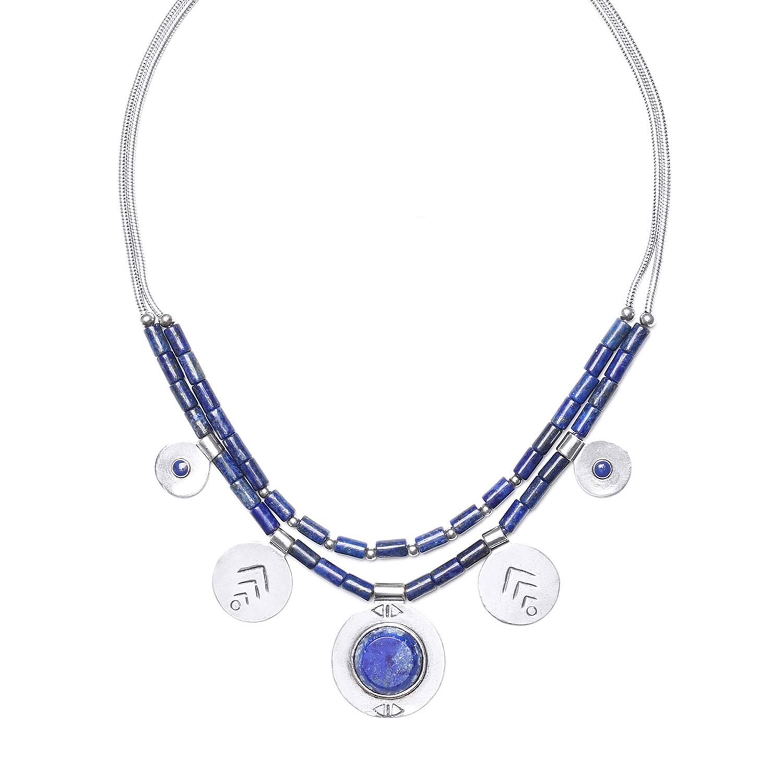 CONSTANTINE 2 rows necklace