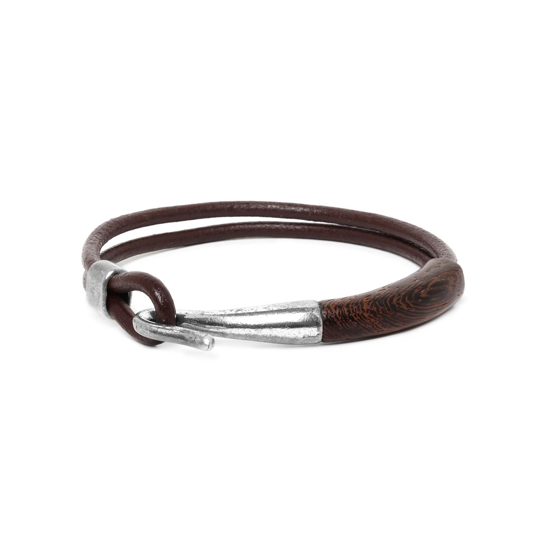 CROCHET bracelet homme robles