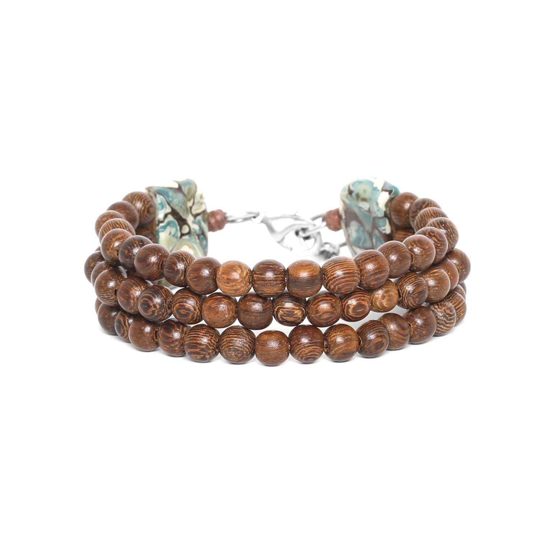 GREENWAY bracelet 3 rangs
