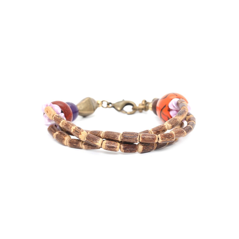 MELTING POT bracelet 3 rangs
