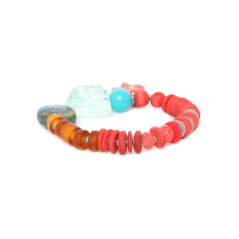 KIRIBATI gros bracelet extensible