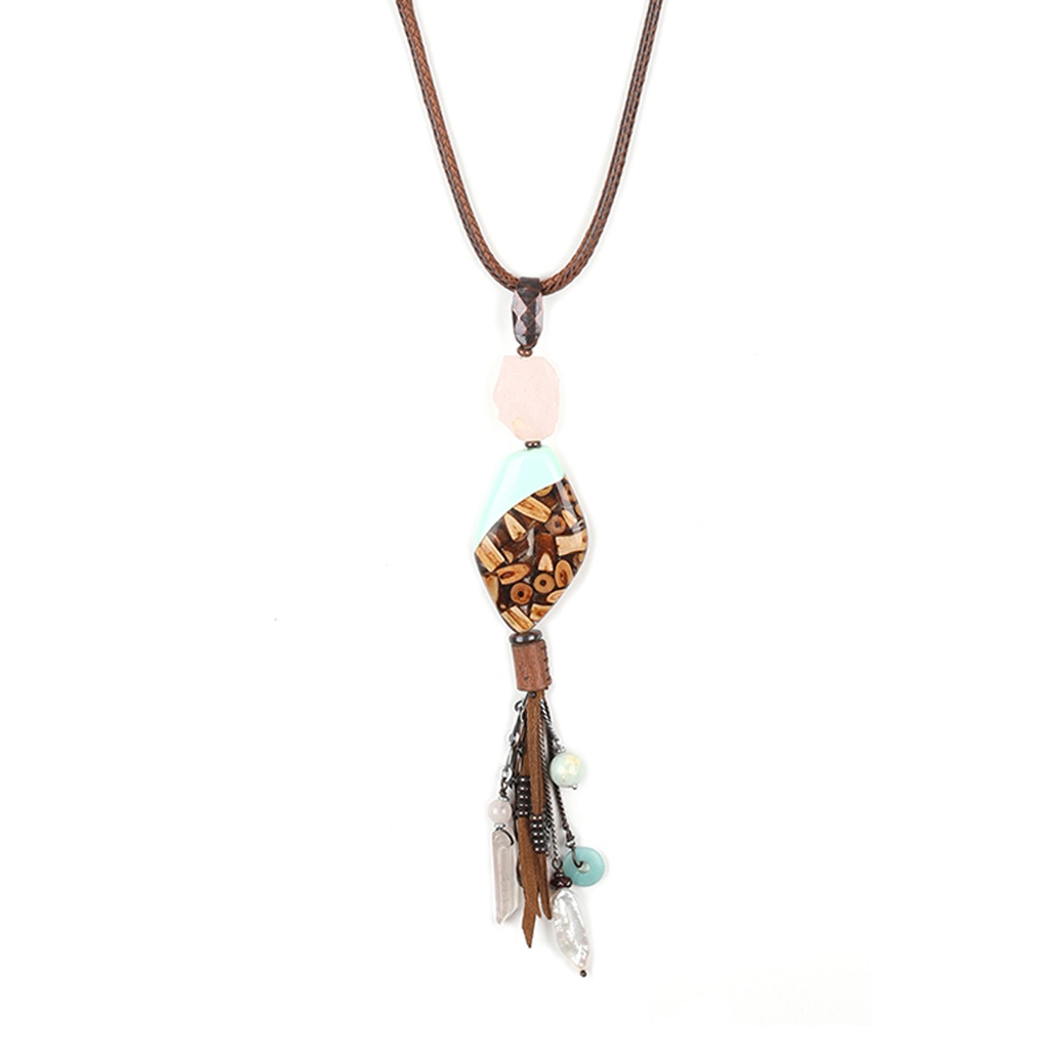 HOCUS POCUS collier long