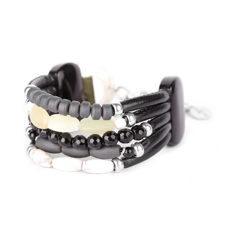 SUMATRA bracelet 5 rangs