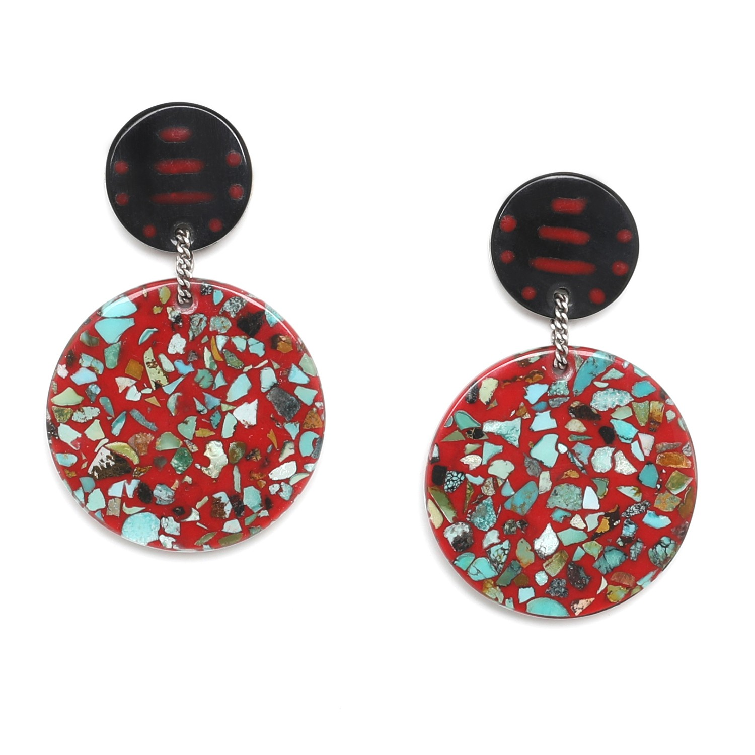SAGARMATHA gypsy earrings