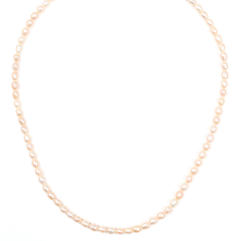 EL NIDO Collar corto perlas