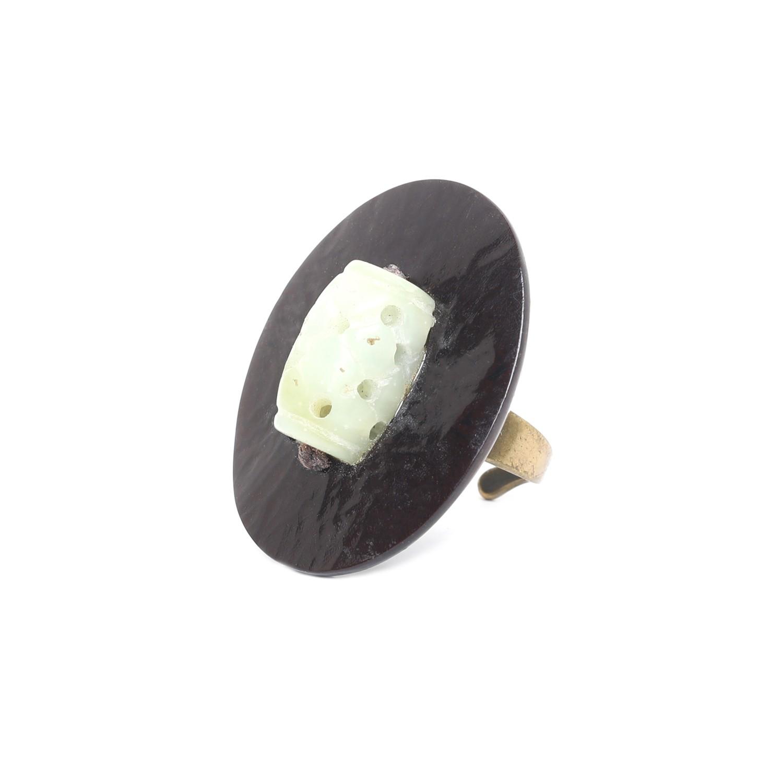 BURUNDI bague ovale