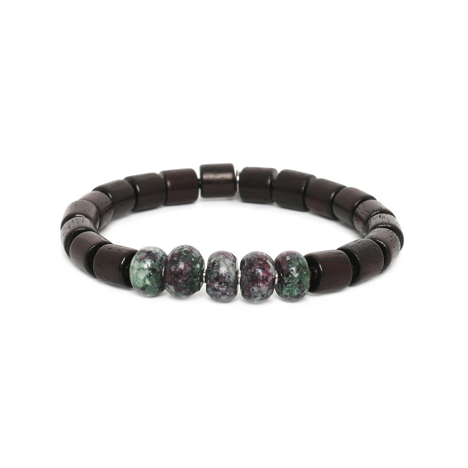 SANTAL zoisite men bracelet