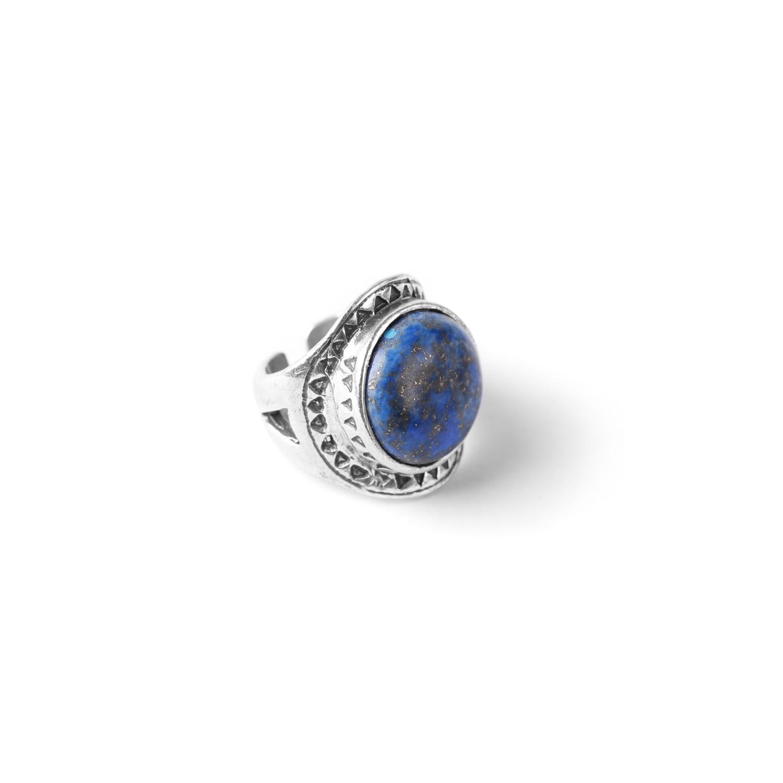 LES CHEVALIERES bague lapis lazuli