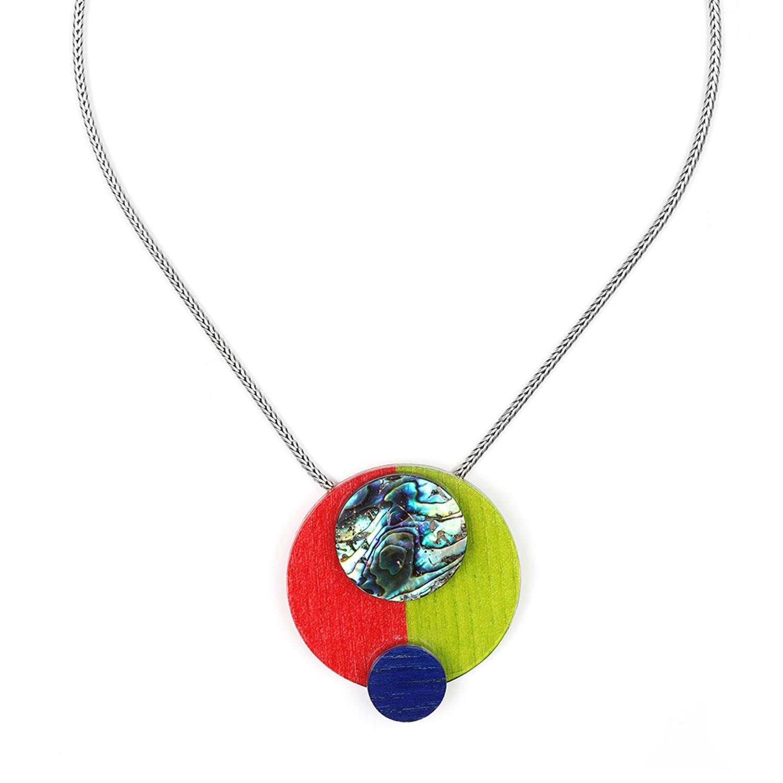 COLOR BLOC necklace