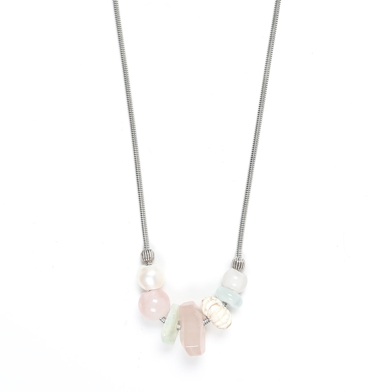 SECRET GARDEN long necklace