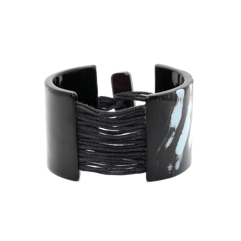 SACREBLEU bar lock bracelet