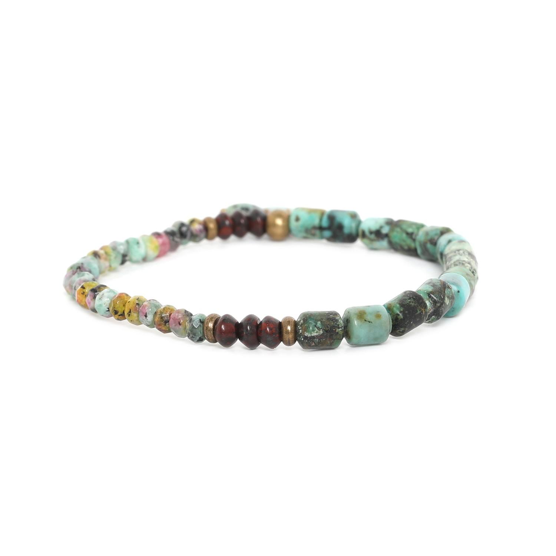 TARAWERA bracelet extensible dégradé