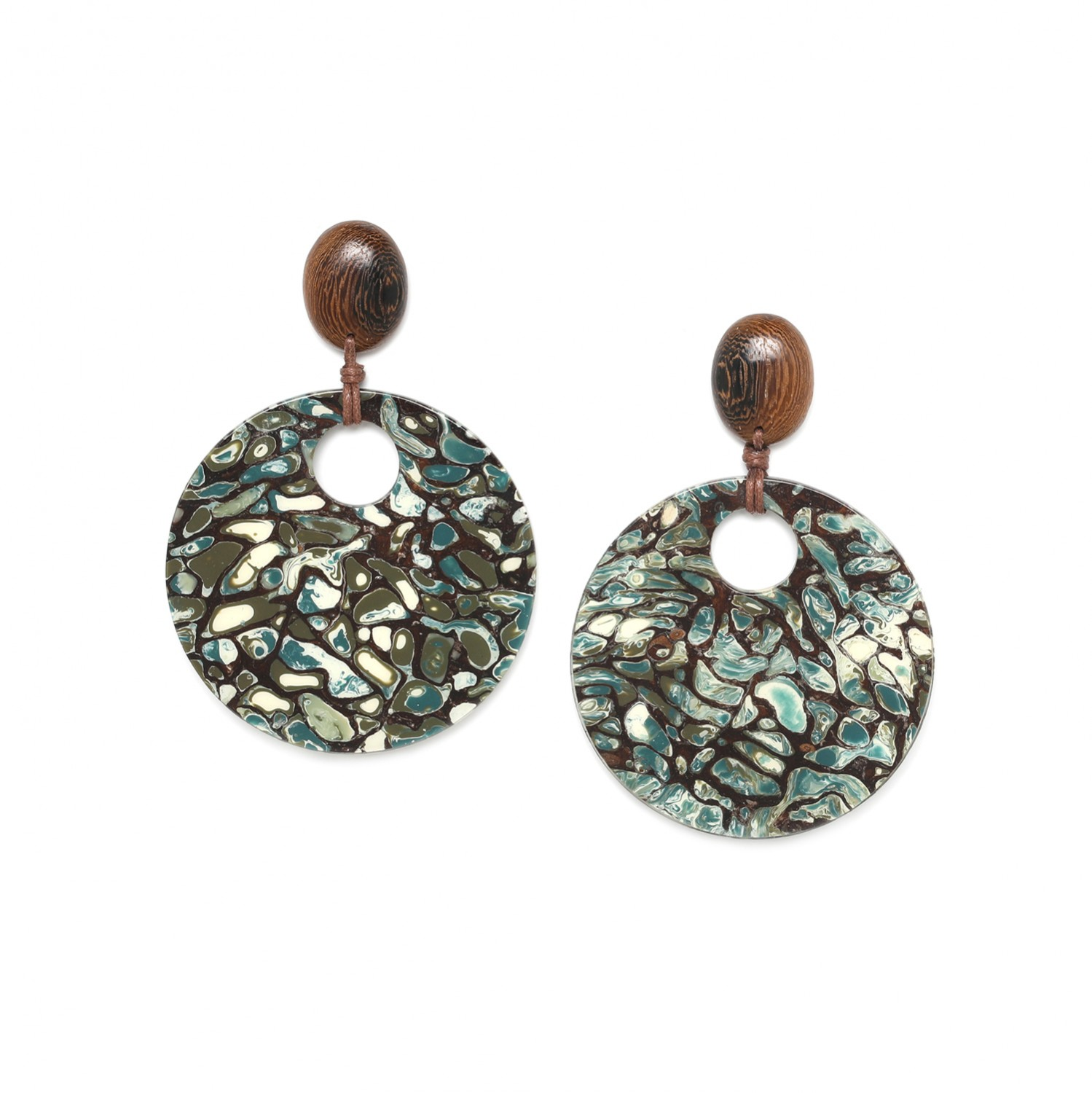 GREENWAY  XL gypsy earrings