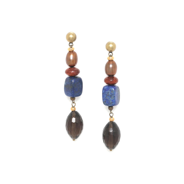 ALCHIMIE long earrings