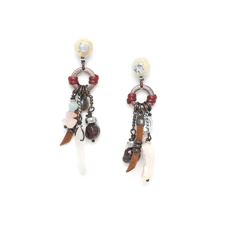 HOCUS POCUS grape earrings