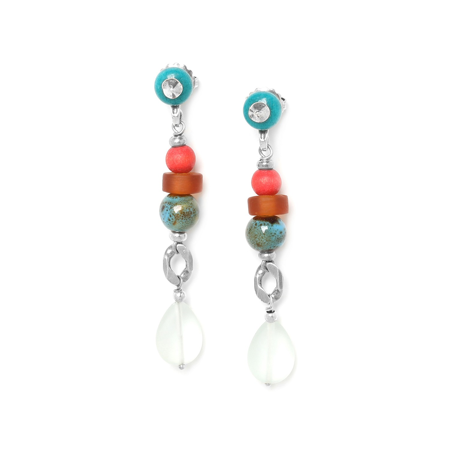 KIRIBATI drop earrings