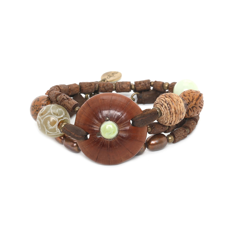 BURUNDI gros bracelet 3T