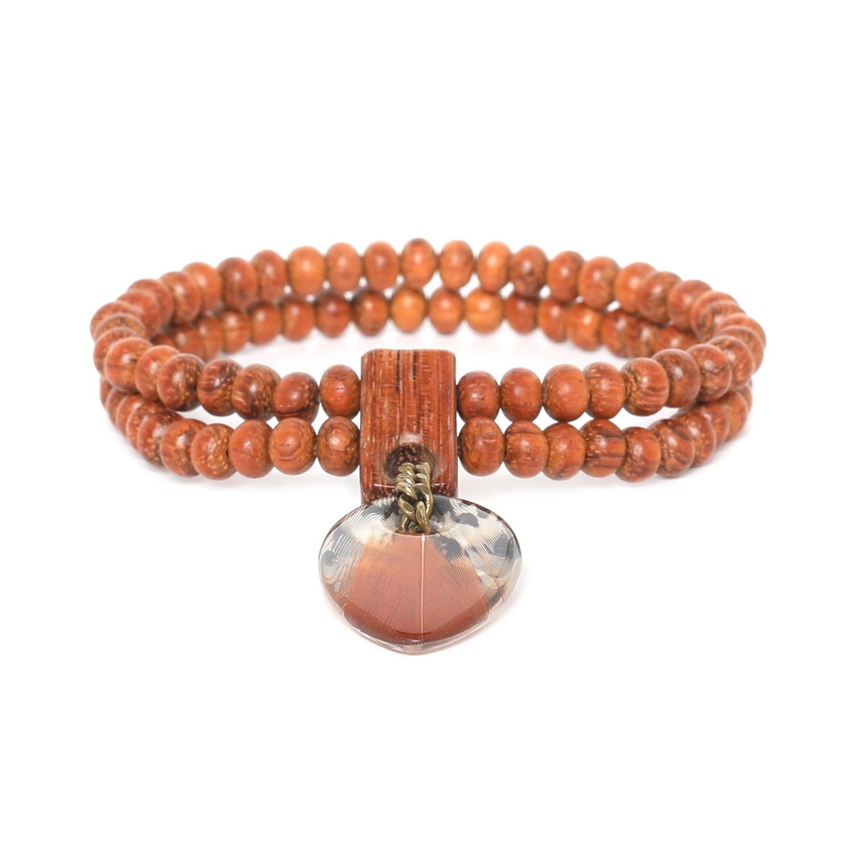 AMHERST bracelet 2 rangs