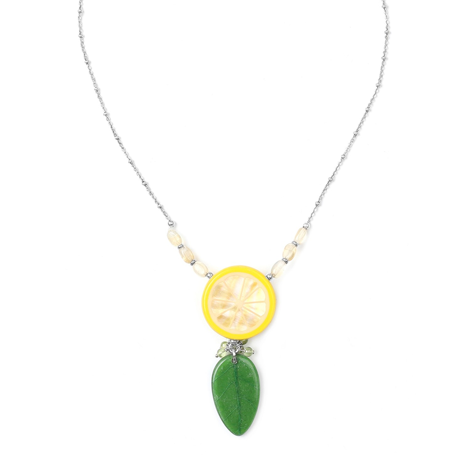 CITRUS small necklace