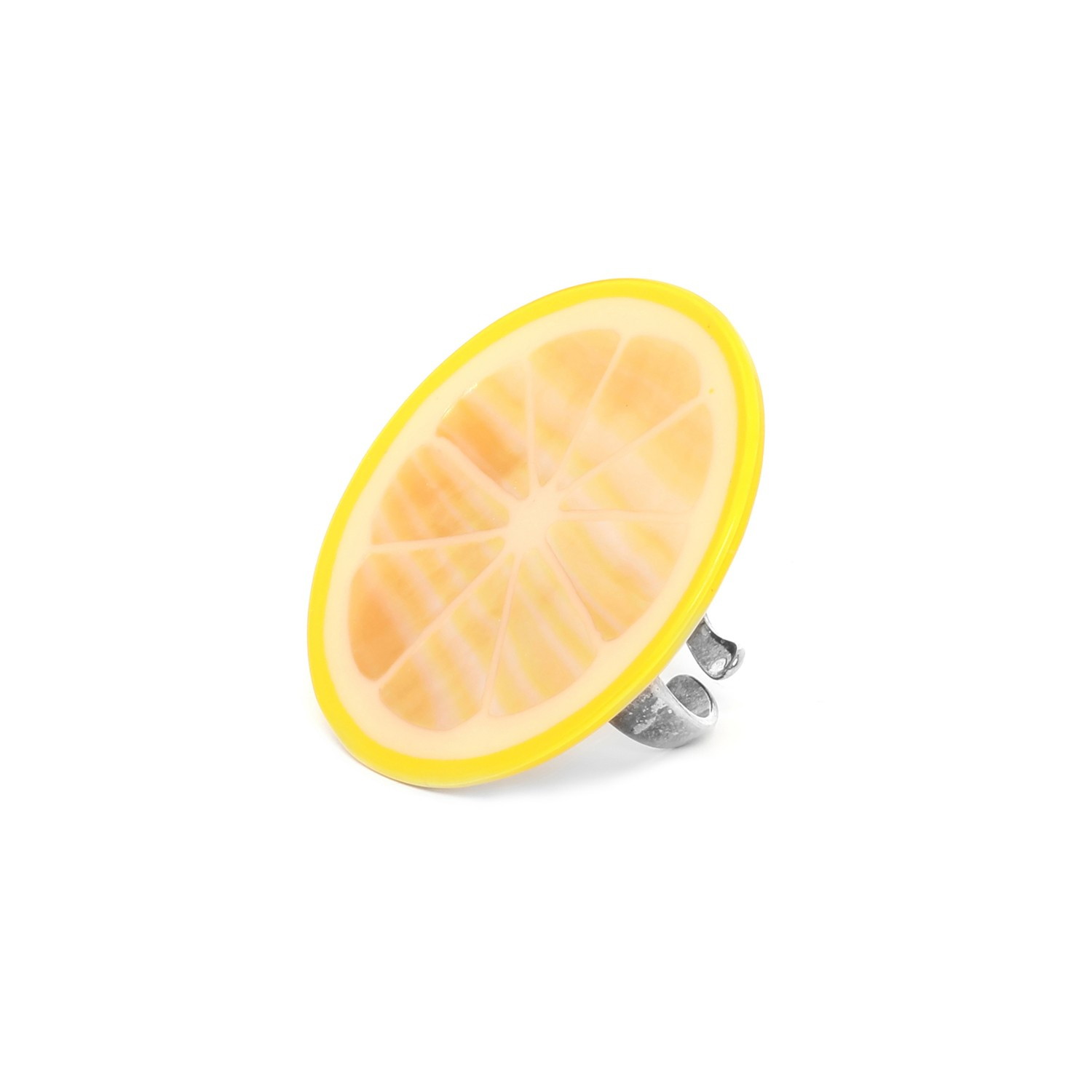 CITRUS Anillo ajustable grande