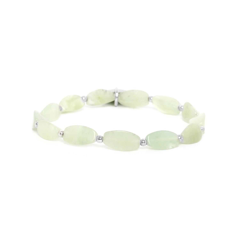 MOJITO bracelet extensible jade