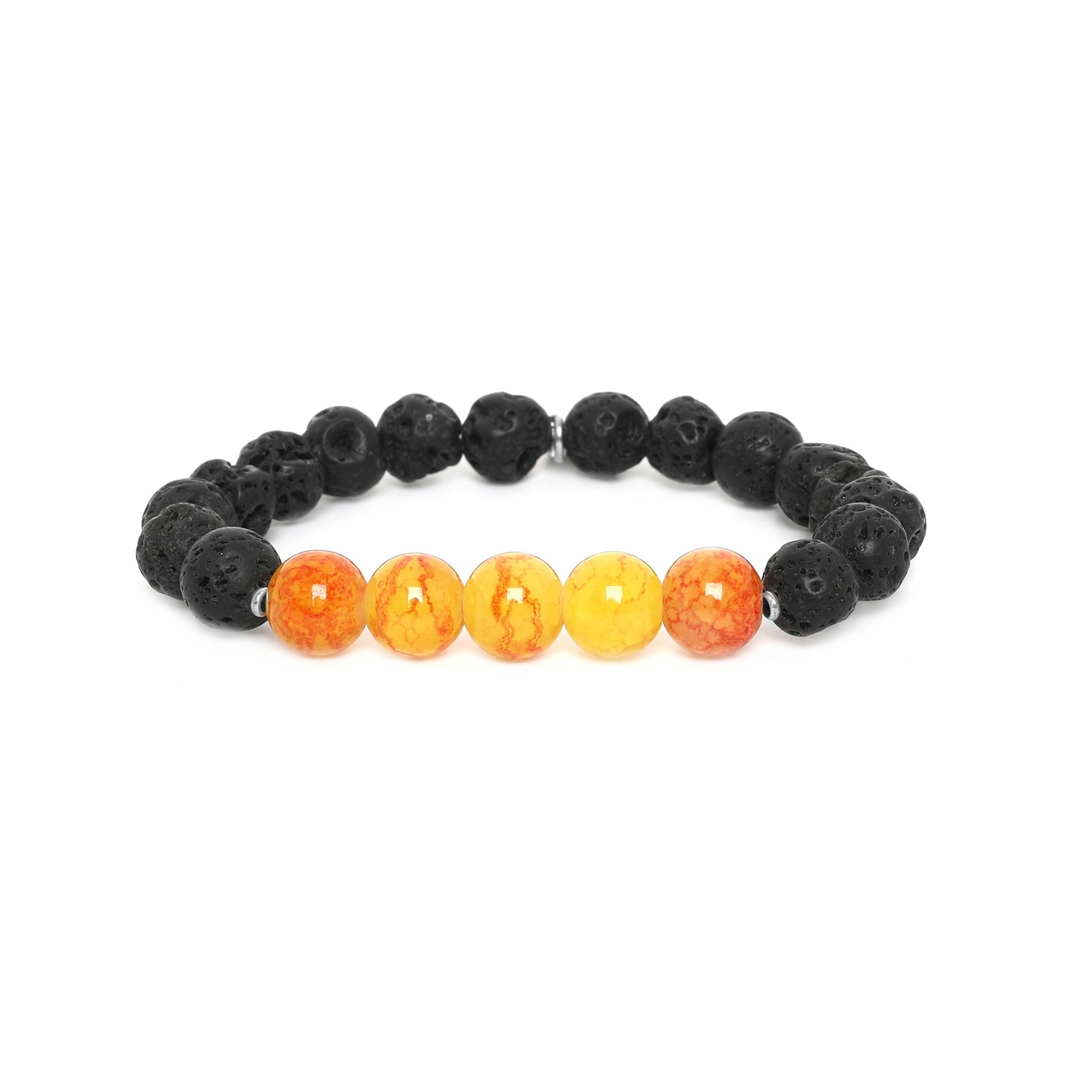 LAVA yellow men bracelet