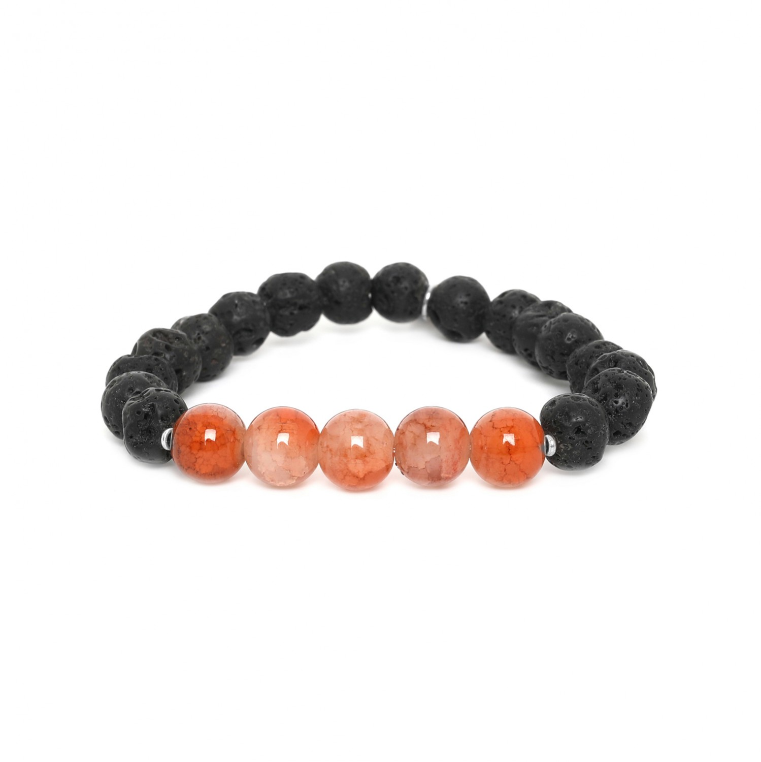 LAVA peach men bracelet