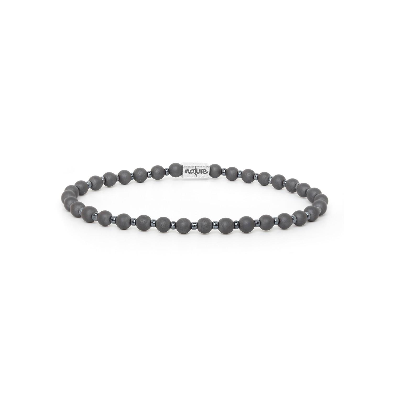 HEMAT bracelet extensible homme mini perles