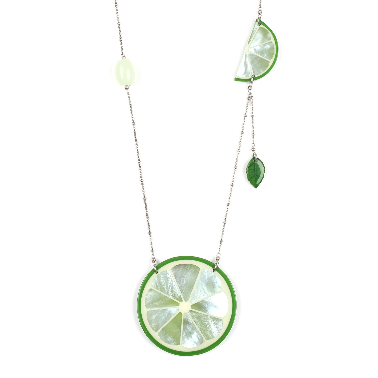 MOJITO collier long
