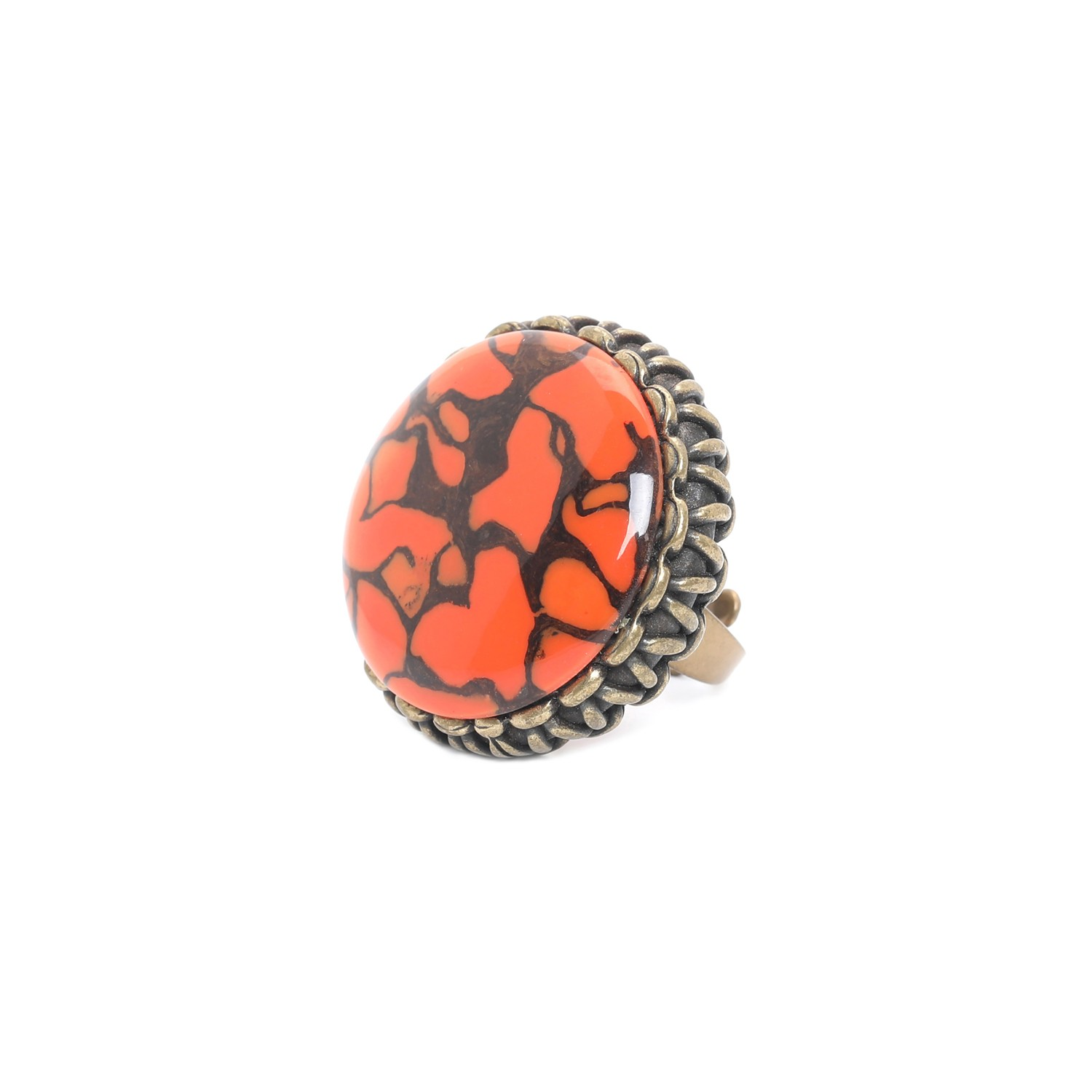 MELTING POT bague ronde